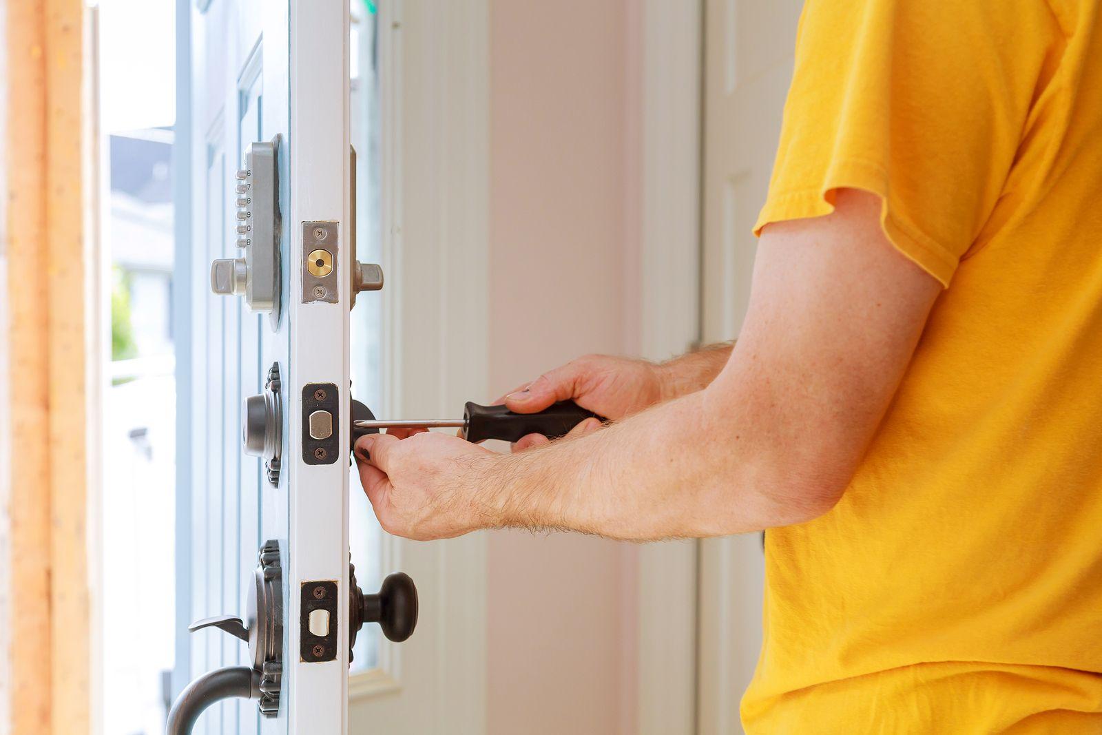 Door Repair in Burlington