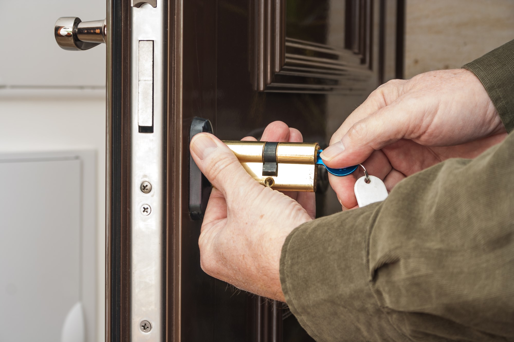 Door Lock Repair in Toronto
