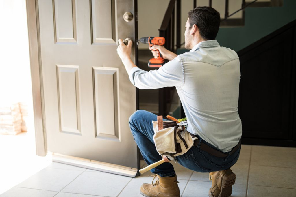 Exterior Door Repair in Toronto