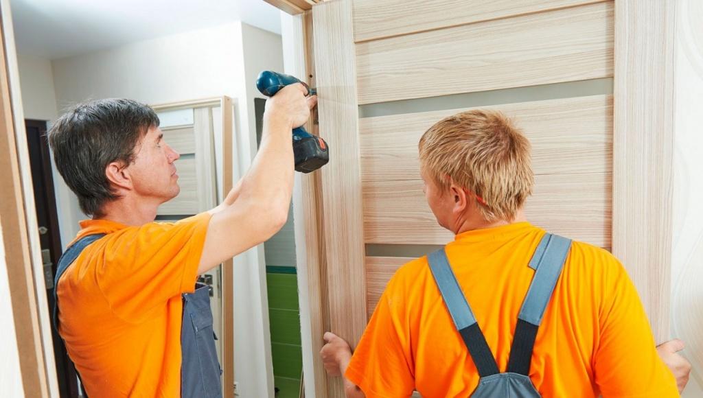 Wood Door Repair in Toronto